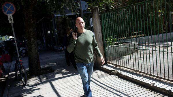 Јанис Варуфакис - Sputnik Србија