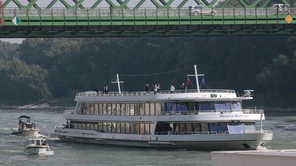 Брод на Дунаву - Sputnik Србија