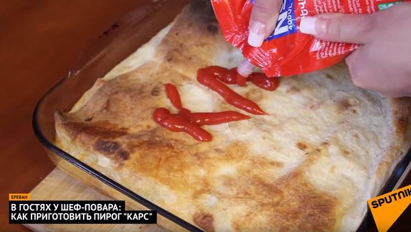 Jermenska pita - Sputnik Srbija