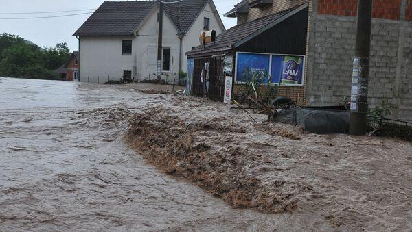 Поплаве у Краљеву - Sputnik Србија