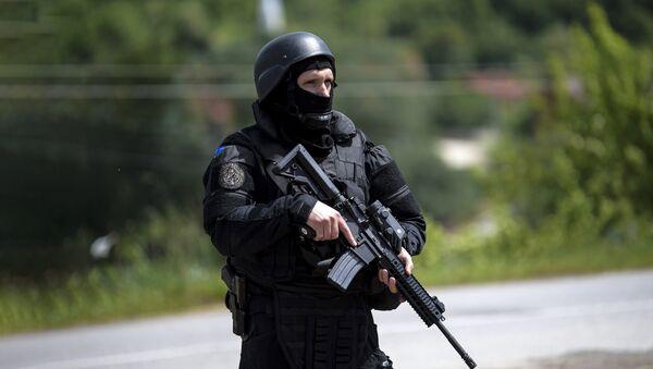 Полицајац тзв. Косова  - Sputnik Србија