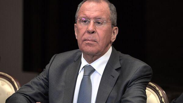 Сергеј Лавров  - Sputnik Србија