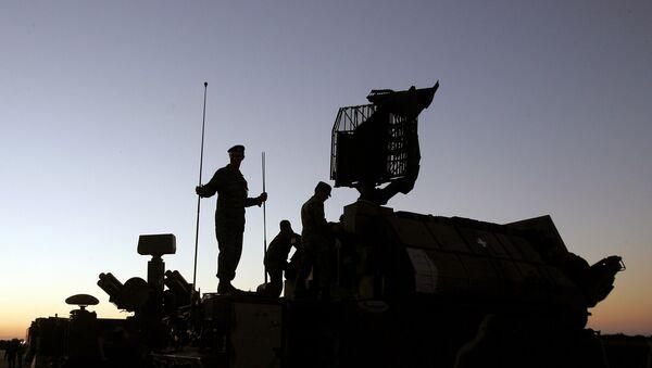НАТО  војници на радарском систему у бази у Грчкој - Sputnik Србија