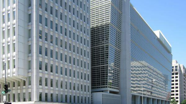 Зграда Светске банке у Вашингтону - Sputnik Србија