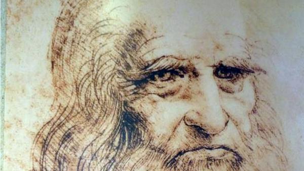 Leonardo da Vinči, autoportret  - Sputnik Srbija