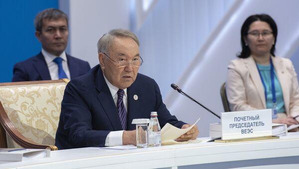 Bivši predsednik Kazahstana Nursultan Nazarbajev - Sputnik Srbija