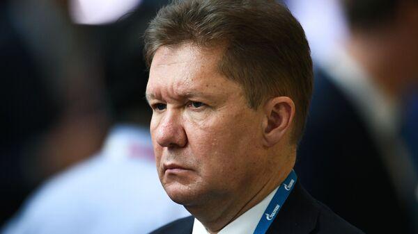 Директор Гаспрома Алексеј Милер - Sputnik Србија