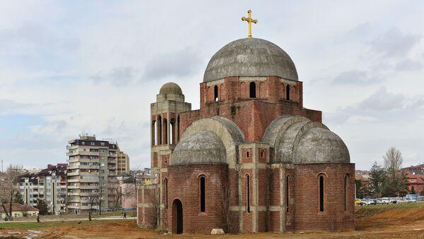 Саборни храм Христа Спаса - Sputnik Србија