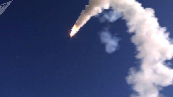 Hipersonična raketa - Sputnik Srbija