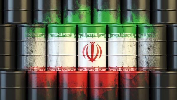 Иранска нафта - Sputnik Србија