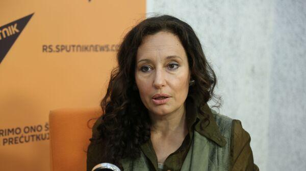 Ivana Žigon - Sputnik Srbija