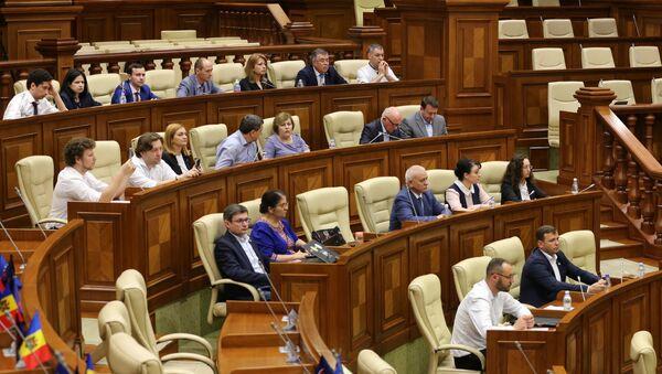 Посланици на заседању парламента Молдавије  - Sputnik Србија