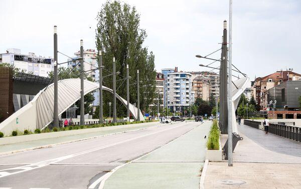 Мост у Косовској Митровици - Sputnik Србија
