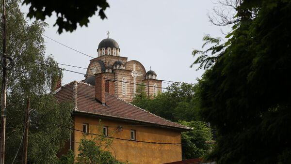 Crkva Svetog Dimitrija u Kosovskoj Mitrovici - Sputnik Srbija