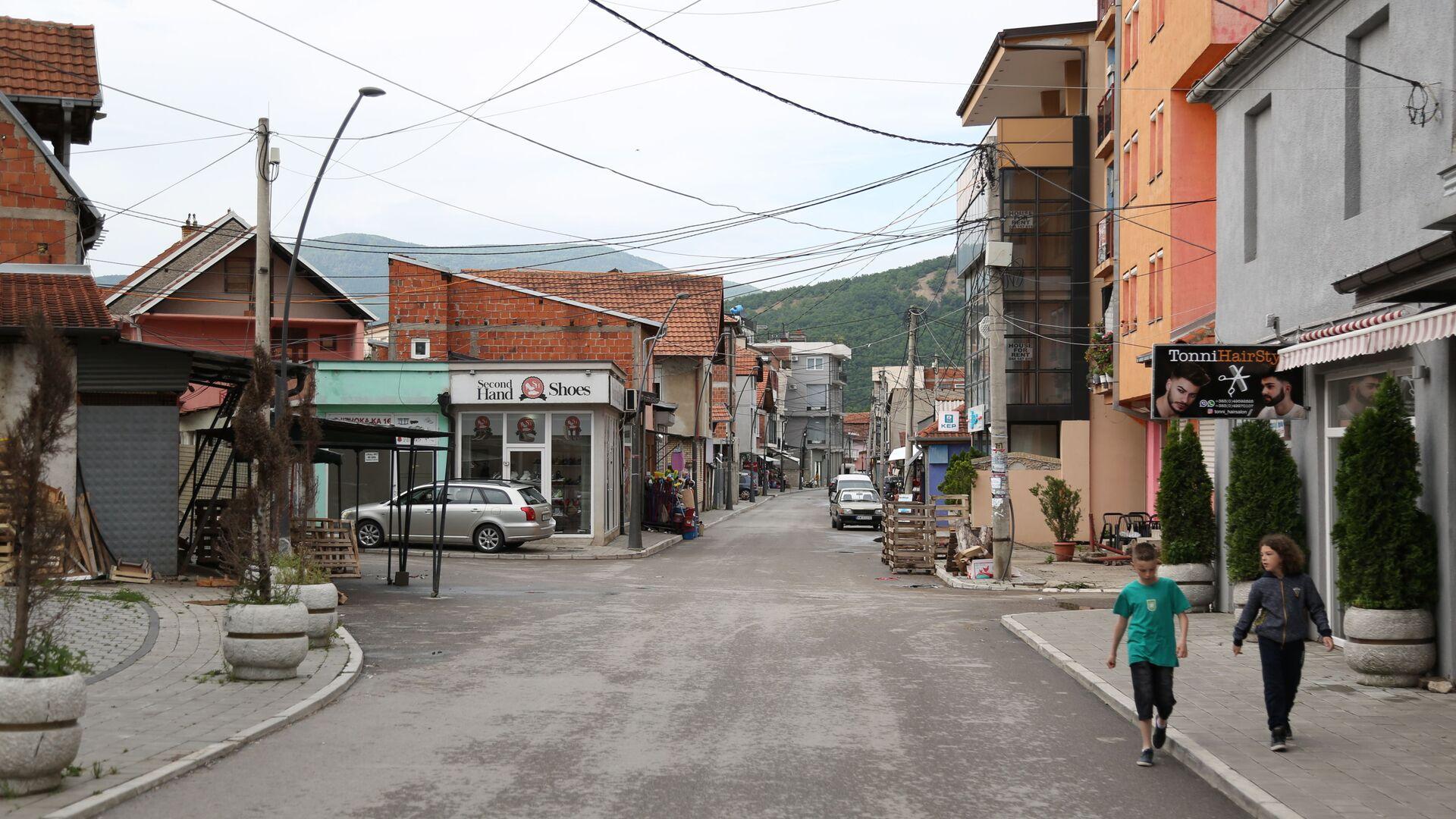 Готово пусте улице у Бошњачкој махали - Sputnik Србија, 1920, 27.09.2021