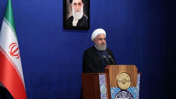 Predsednik Irana Hasan Rohani - Sputnik Srbija