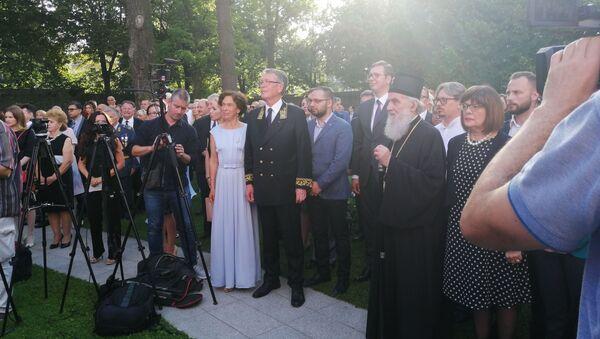Domaćini sa gostima - Sputnik Srbija