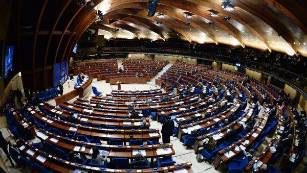 Пленарна седница Парламентарне скупштине Савета Европе - Sputnik Србија