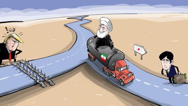 Japan će kupovati iransku naftu - Sputnik Srbija