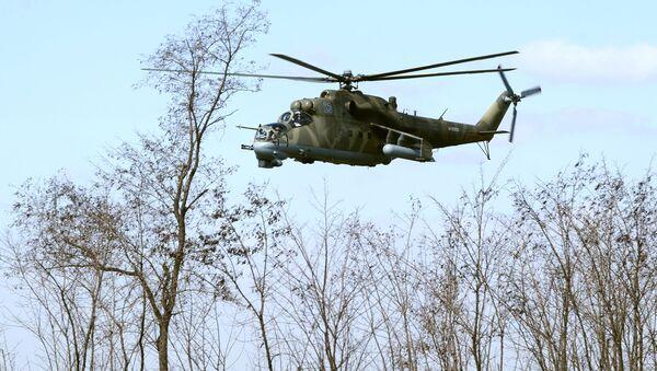 Хеликоптер Ми-24 - Sputnik Србија