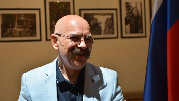 Direktor Kubanjskog kozačkog hora Anatolij Arfejev - Sputnik Srbija