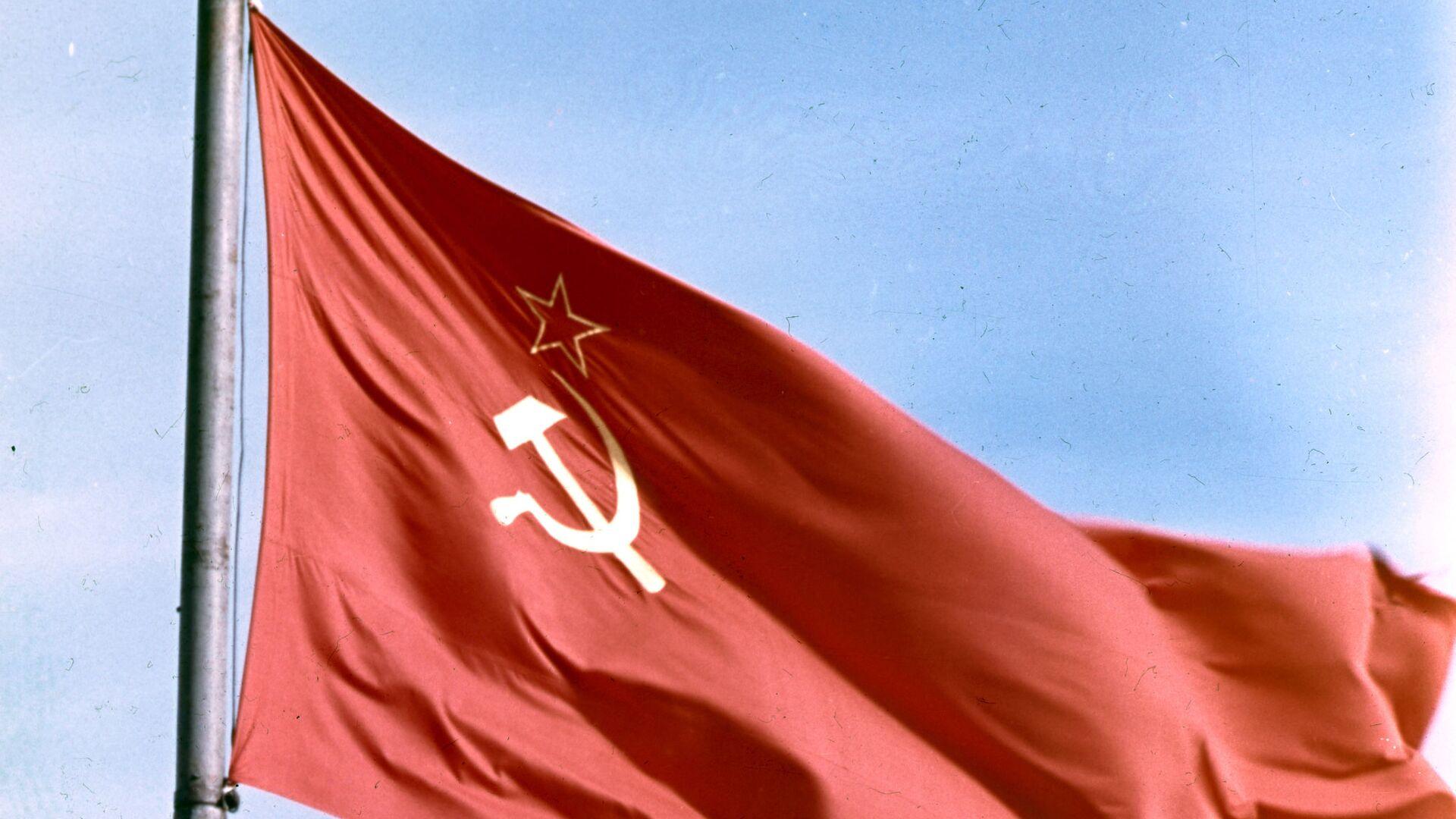 Državna zastava SSSR - Sputnik Srbija, 1920, 18.09.2021