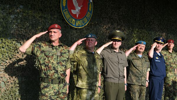 """""""Словенско братство 2019"""" - Sputnik Србија"""