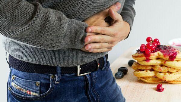 Болови у стомаку због лоше хране - Sputnik Србија