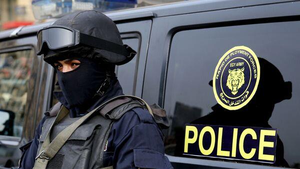 Egipatski policajac - Sputnik Srbija