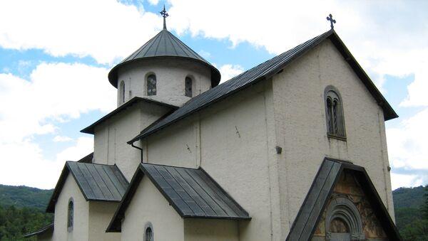 Manastir Morača - Sputnik Srbija