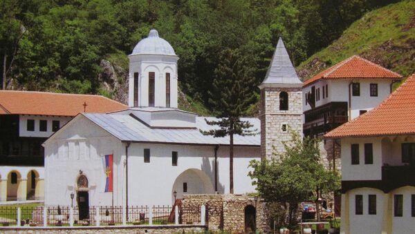 Манастир Света Тројица у Пљевљима - Sputnik Србија