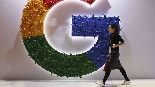 Predstavništvo Gugla u Šangaju - Sputnik Srbija