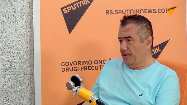 Владимир Пиштало - Sputnik Србија