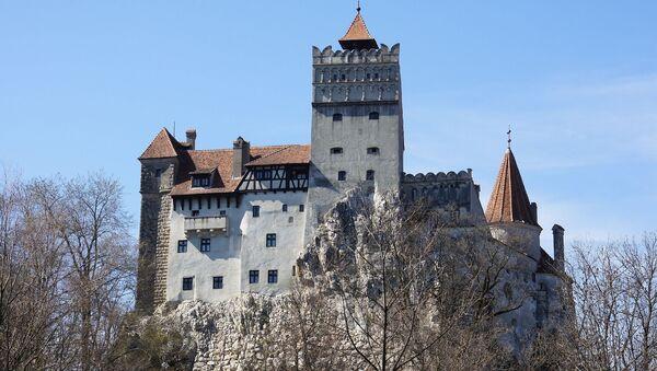 Zamak Bran, navodno sedište grofa Drakule u Transilvaniji - Sputnik Srbija
