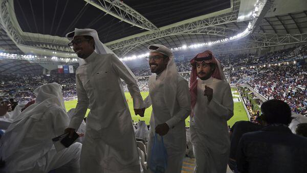 Стадион у Дохи, Катар - Sputnik Србија