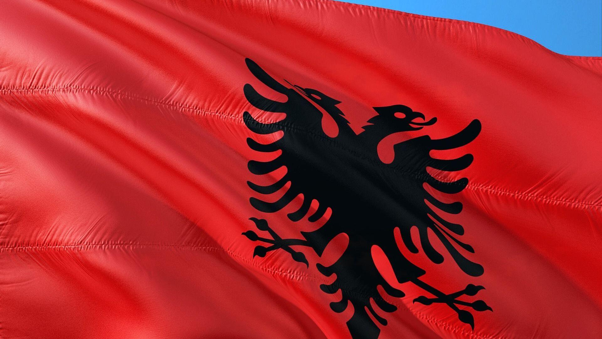 Zastava Albanije - Sputnik Srbija, 1920, 13.09.2021