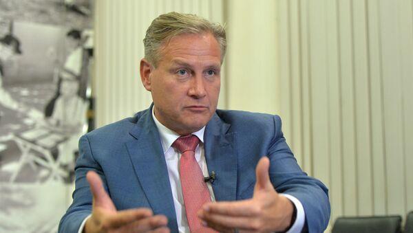 Јенс Кестнер - Sputnik Србија