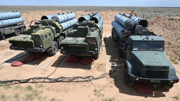 Ракетни систем С-300 Фаворит  - Sputnik Србија