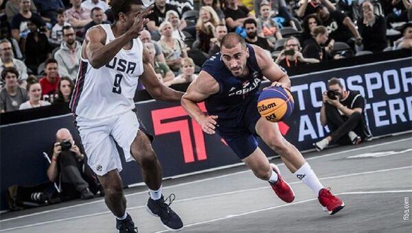Репрезентација Србије у баскету - Sputnik Србија