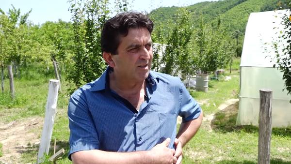 Један од жртава акције РОСУ Ивица Миловановић - Sputnik Србија