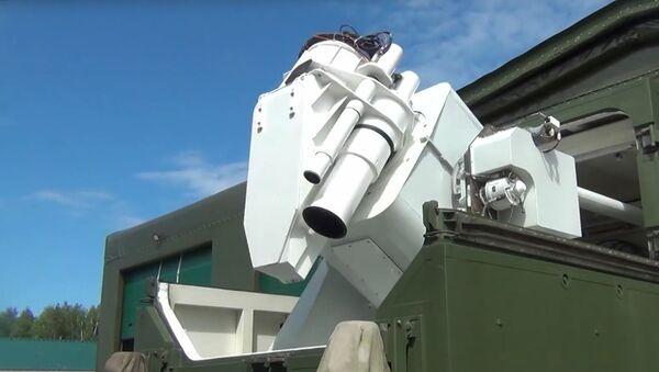 Testiranje laserskog kompleksa Peresvet - Sputnik Srbija