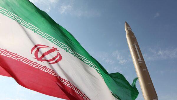 Iran, raketa - Sputnik Srbija