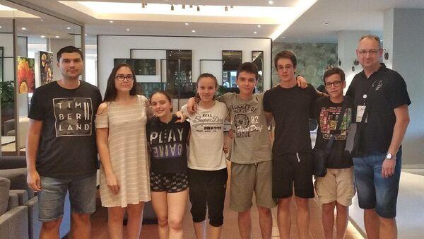 Млади математичари - Sputnik Србија