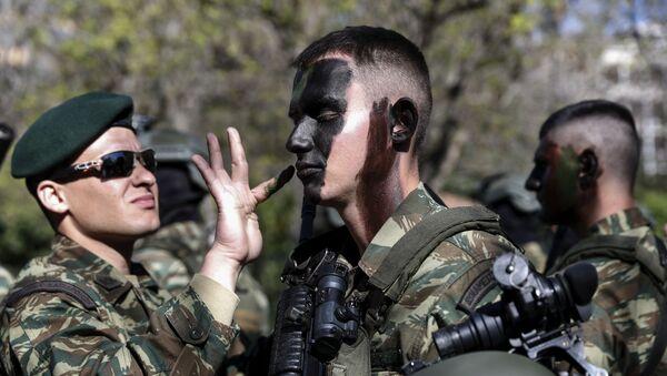 Грчка војска - Sputnik Србија