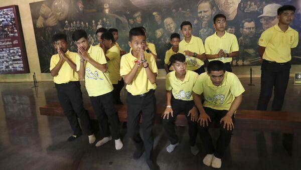 Тајландски дечаци - Sputnik Србија