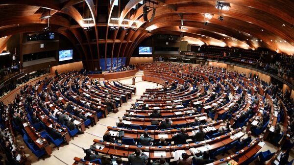 Посланици на пленарном заседању Парламентарне скупштине Савета Европе - Sputnik Србија