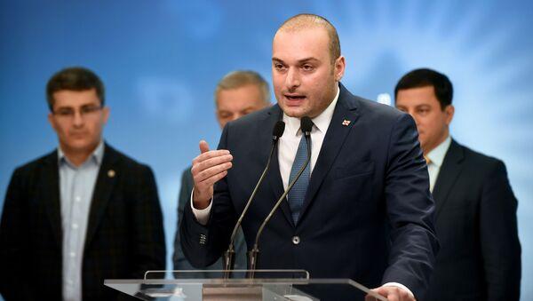 Премијер Грузије Мамука Бахтадзе - Sputnik Србија