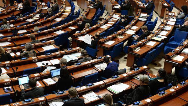 Parlamentarna skupština Saveta Evrope  - Sputnik Srbija