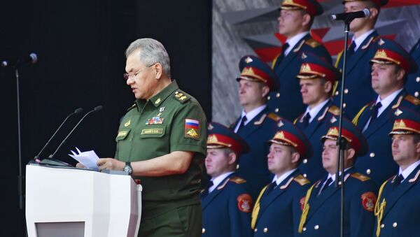"""Otvaranje međunarodnog vojno-tehničkog foruma """"Armija-2019""""  - Sputnik Srbija"""