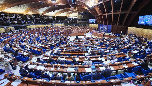 Заседање Парламентарне скупштине Савета Европе - Sputnik Србија